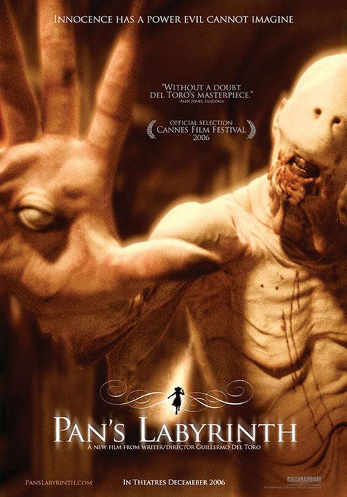 a scene analysis of pans labyrinth a movie by guillermo del toro Embracing the darkness, sorrow, and brutality of pan's  guillermo del toro is well suited to dealing with horror in  decades best sff movies readers poll fairy tales movies pan's labyrinth.
