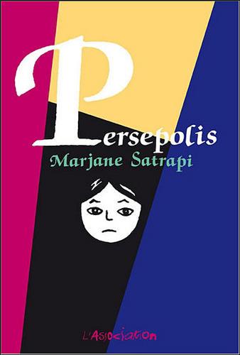 Persépolis de Marjane Satrapi dans Littérature persepolis