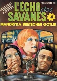 L'Echo des Savanes (Magazine, 1972) dans Presse et Revues echo6