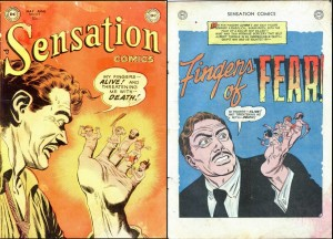 Sensation_Comics 109 (May-June 1952). Murphy Anderson