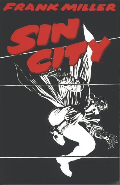 Sin City - Frank Miller (Vertige Graphic, 1994) dans Chroniques BD sincitycouv01