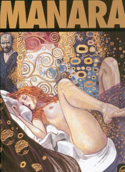 Gallery of covers - Manara (BFB éditions, 2000) ManaraGalarie_061120021