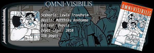 Chronique K.BD - Omni-visibilis dans Chroniques K.BD