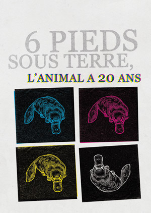 6 Pieds sous terre, l'animal a 20 ans (2012) animal_a_20_ans300