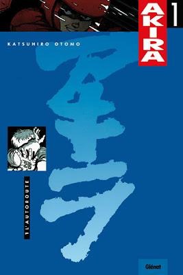 Akira (L'Autoroute) - Katsuhiro Otomo (Glénat, 1990) dans Chroniques BD akira-1