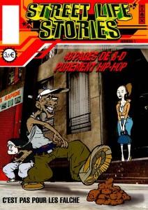 Street Life Stories (Editions Publia, 2002/2003) dans Presse et Revues sls1-212x300