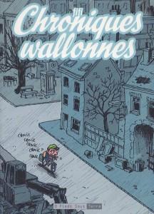 Chroniques Wallonnes - Fifi (6 pieds sous terre, 2008) dans Chroniques BD chroniques-wallonnes-216x300