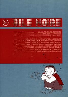 Bile Noire n°14 (Atrabile, 2004) dans Presse et Revues bile-noire
