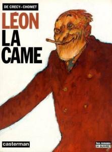 Léon la came - De Crecy & Chomet (Casterman, 1995) dans Chroniques BD leonlacame01-222x300