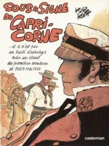 Sous le signe du Capricorne - Hugo Pratt (Casterman, 1979) dans Chroniques BD cortomaltesenbbroche03-223x300