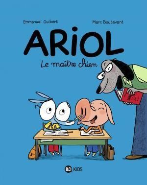 Ariol, le maître chien - Guibert & Boutavant (Bayard Editions, 2012) / Le guide du mauvais père - Guy Delisle (Delcourt, 2013) dans Chroniques BD eariol-1