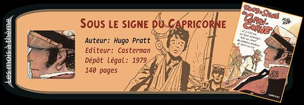 Chronique K.BD - Sous le signe du Capricorne dans Chroniques K.BD entete-corto-capricorne